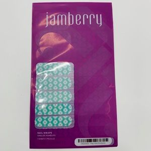 Jamberry Nail Wraps May Hostess Exclusive Teal